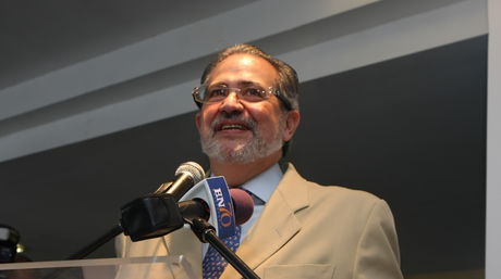 Otero is currently being sued by the former mayor of Caracas, and his finances are being investigated by Venezuelan authorities in relation to possible criminal wrongdoing  (Samuel Hurtad/El Nacional)