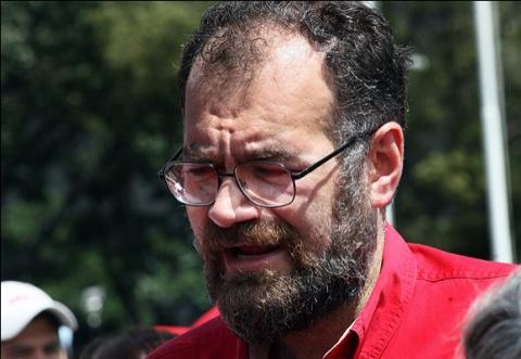 Indepabis president Eduardo Saman (archive)