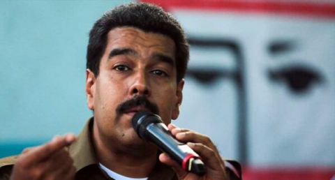 Maduro accused Chacao's mayor of backing street violence on Thursday. (agencies)