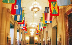 The OAS' offices (archive)