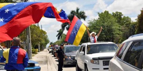 Miami Venezuelans