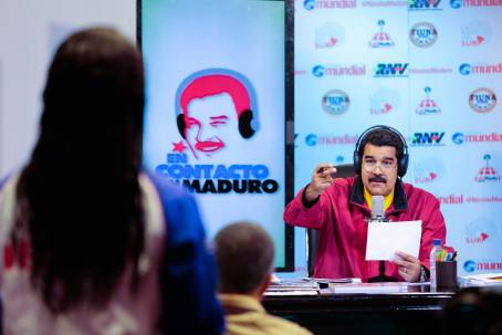 Maduro missions