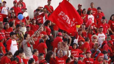 The governing United Socialist Party of Venezuela (PSUV) is preparing to elect delegates to its III national congress, the first held since the party's leader and founder Hugo Chavez died last March. (archive)