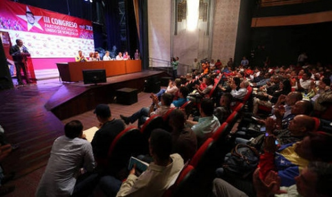 The congress began in Caracas on Saturday and will run until this Thursday (El Universal)