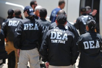 The DEA task force police are a controversial presence in Latin America (archive)