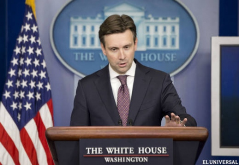 White House Press Secretary, Josh Earnest, confirmed Thursday that President Obama plans to sign the bill (El Universal)