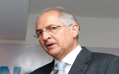 Opposition politician, Antonio Ledezma, was arrested by SEBIN on Thursday afternoon (Telesur).