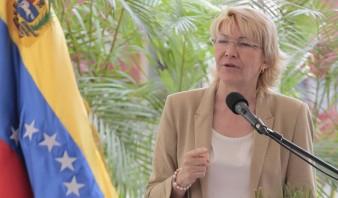 Venezuelan chief public prosecutor Luisa Ortega Diaz (Photo: AVN)