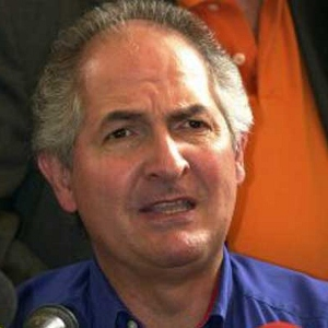 "A notorious figure in Venezuela's right wing, Antonio Ledezma played a key role both in the 1989 massacre known as the ""Caracazo"" as well as the 2002 US-backed coup against president Hugo Chavez.  (Correo del Orinoco)"