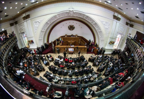 Venezuela's National Assembly. (Archive)