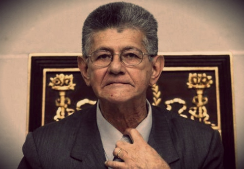National Assembly President Henry Ramos Allup. (Archive)