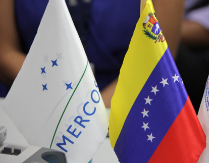 Venezuela has been a member of Mercosur since 2012. (Prensa Seniat)