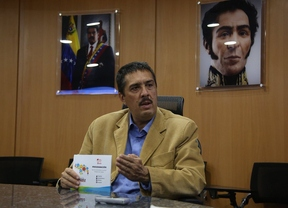 Economy Vice President Ramón Lobo. (@RamonLoboPSUV)