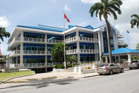 The Association of Caribbean States in Port of Spain, Trinidad and Tobago. (ACS)