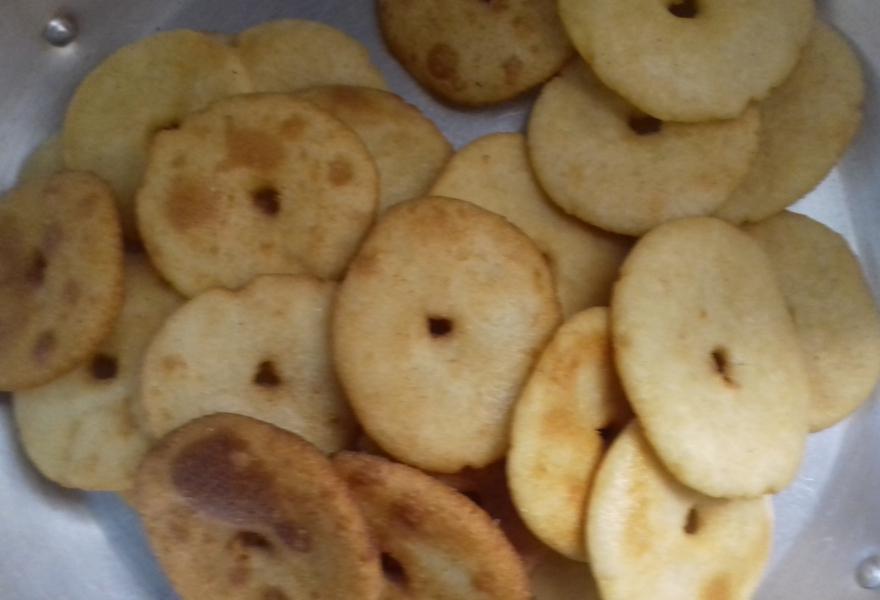 Cornflour arepas are a Venezuelan staple (Ana Felicien)