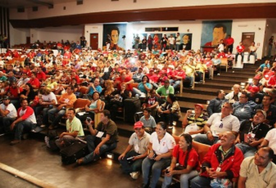 The National Meeting of Workers for Worker Control, May 2011, Sidor (Prensa Sidor)