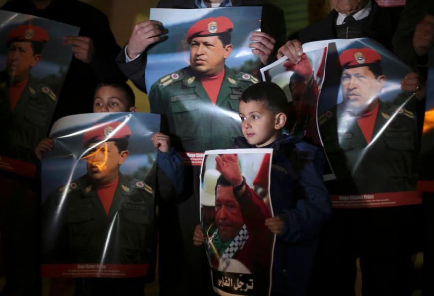 Palestine (REUTERS/Mohamad Torokman)
