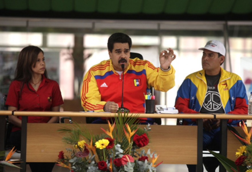 Reiterating advances in poverty and inequality reduction under the Bolivarian government since 1998, Maduro concluded that a transformation in values was also required to reduce violent crime. (AVN)