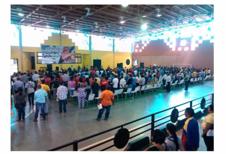 226 communes were present (Prensa CRBZ)