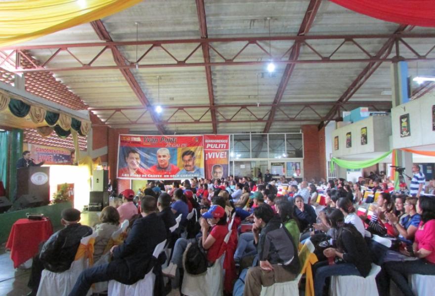 Bolivar-Chavez-Marti Conference
