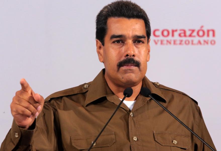 Venezuelan president Nicolas Maduro (MINCI)
