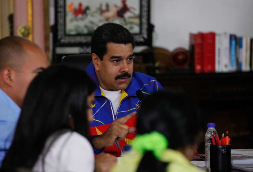 The investment was announced by Venezuelan president Nicolas Maduro after a ministerial cabinet meeting last Thursday (prensa presidencial)