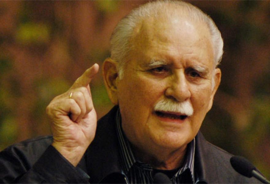 José Vicente Rangel (courtesy)