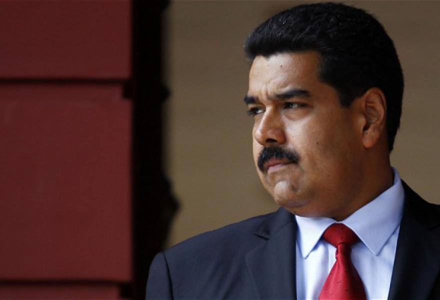 Nicolas Maduro (archive)