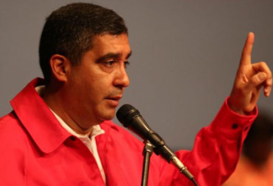 Former interior justice minister, Miguel Rodriguez Torres. (Ultimas Noticias)